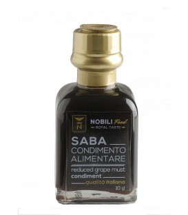 Saba - Reduced grape must condiment